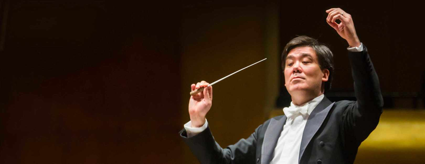 Alan Gilbert Conducts Dvořák in Shanghai