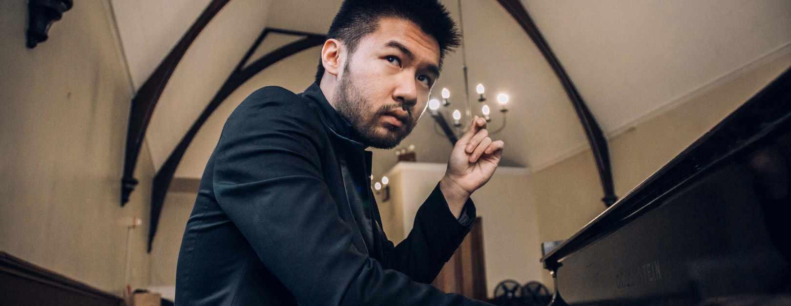 Bravo! Vail: Beethoven's Piano Concerto No. 2 Featuring Conrad Tao