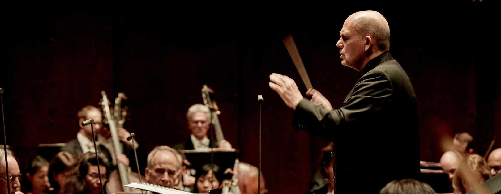 Jaap van Zweden Conducts The Rite of Spring in Shanghai