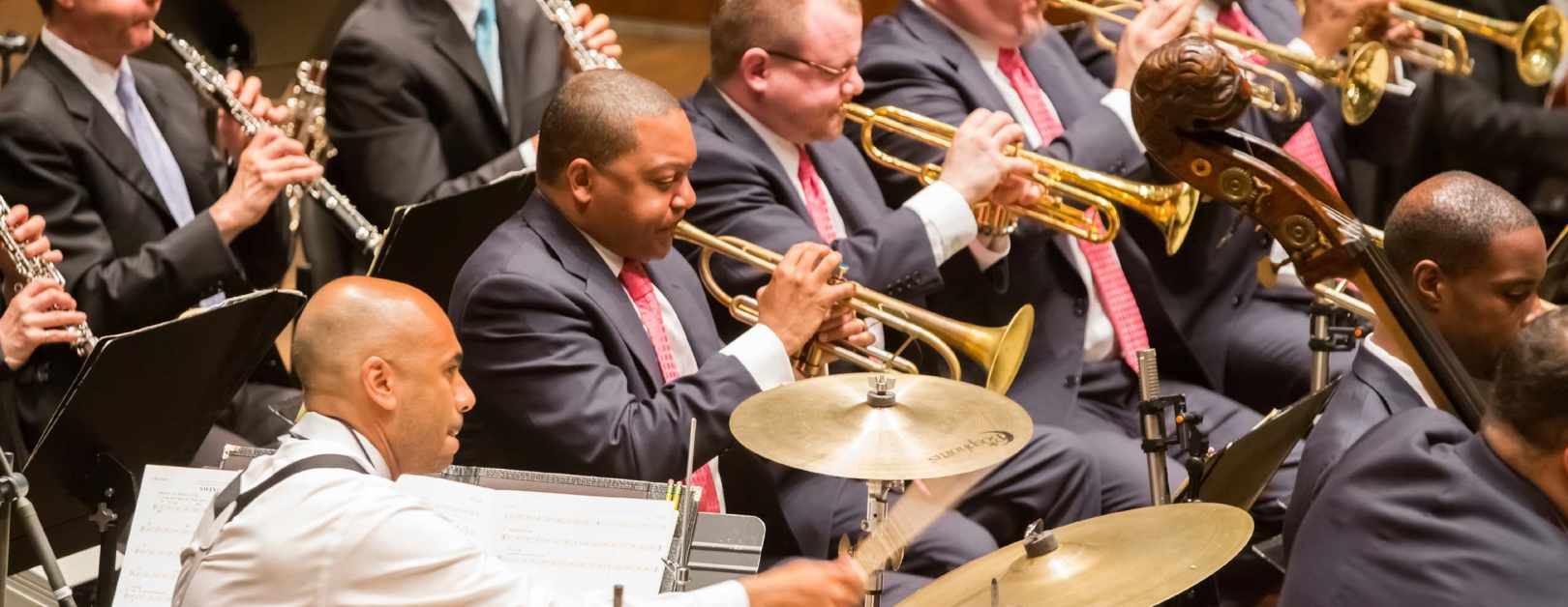 Copland and Marsalis in Shanghai
