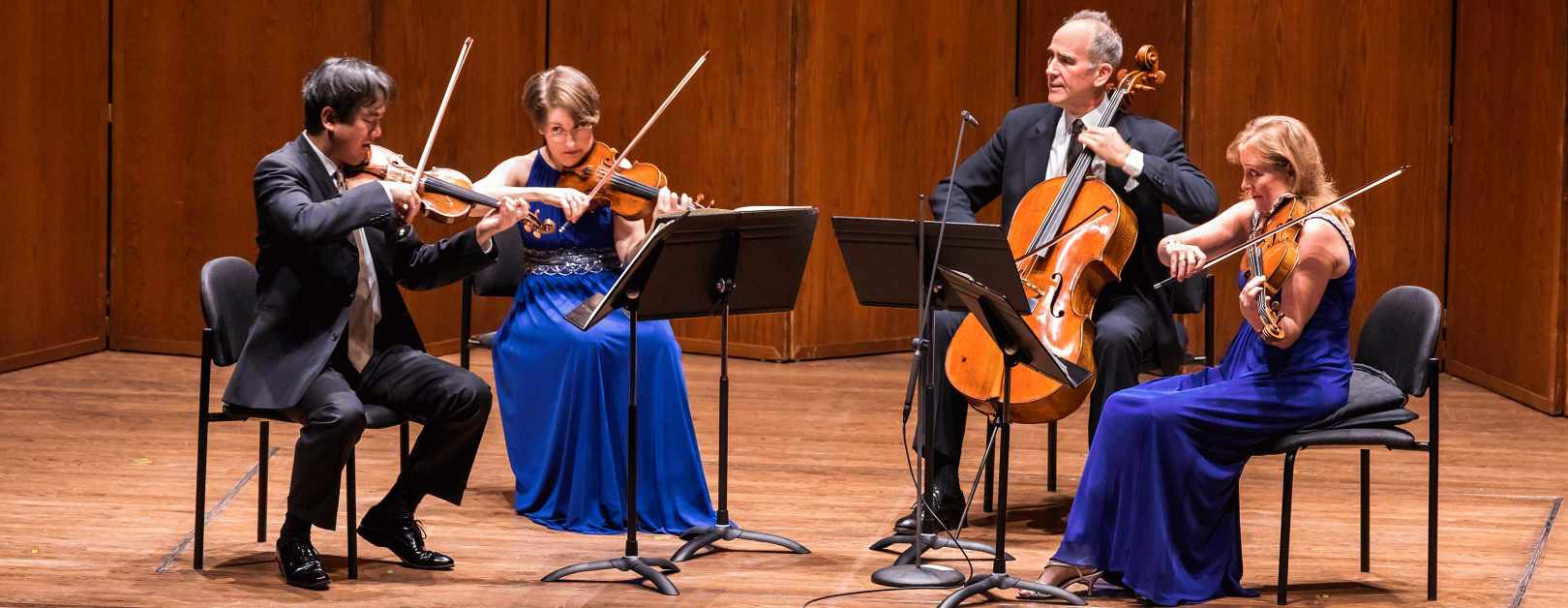 Bravo! Vail: New York Philharmonic String Quartet
