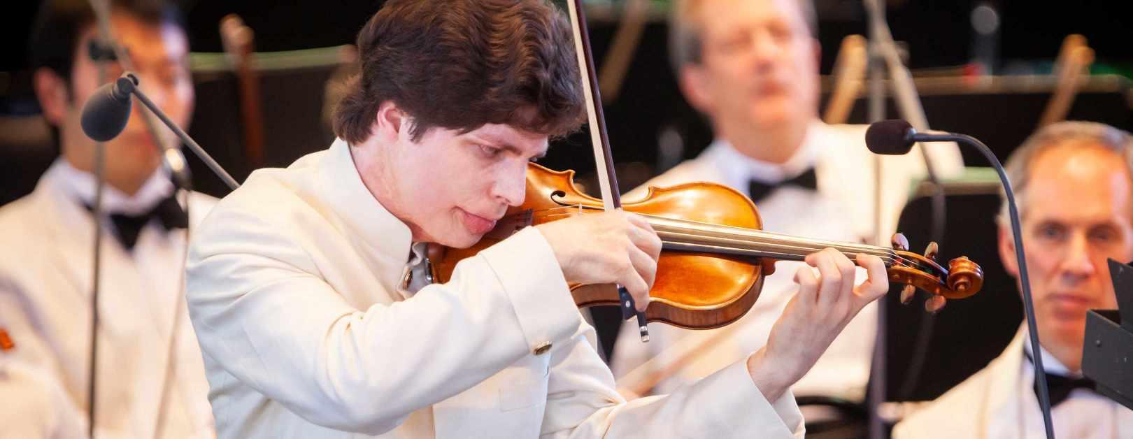 Bravo! Vail: Hadelich Plays Britten