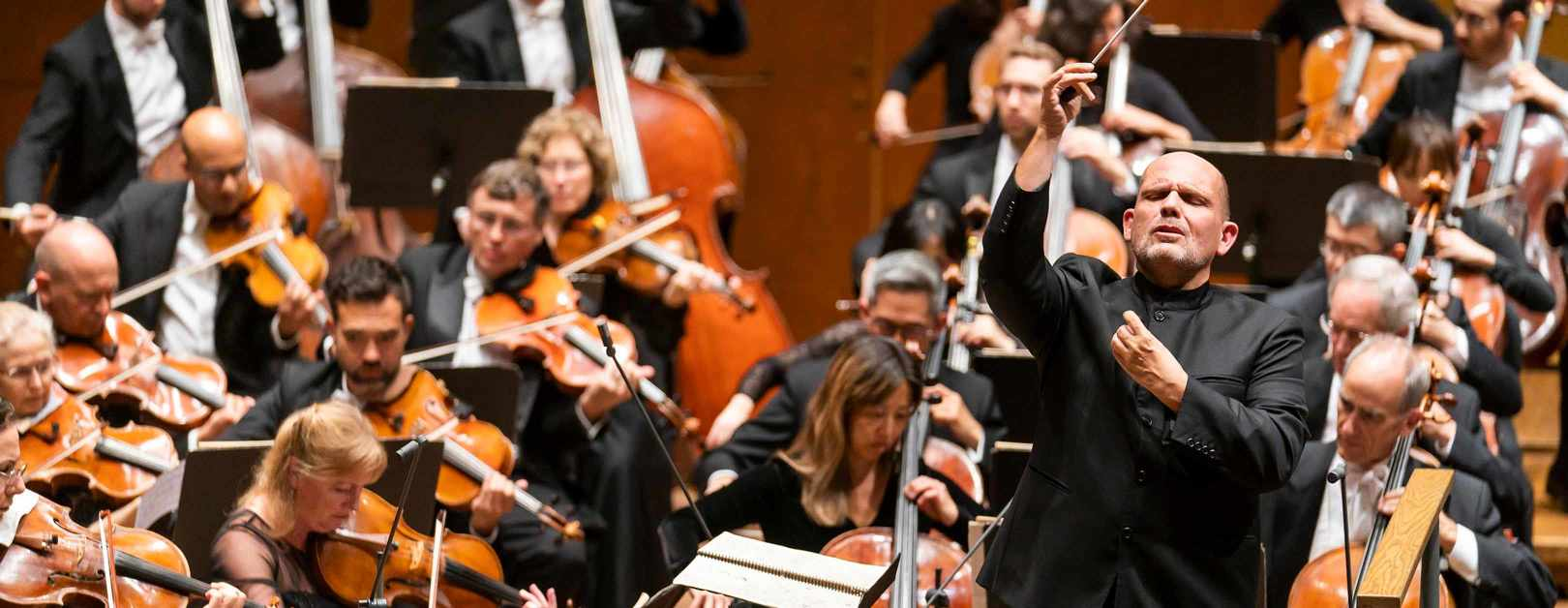 Bravo! Vail: Van Zweden Conducts Shostakovich and Beethoven