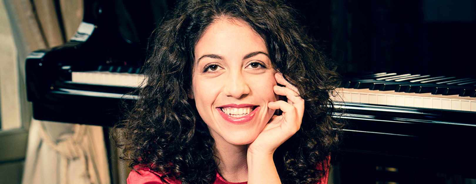 CANCELLED: Beatrice Rana Performs Tchaikovsky