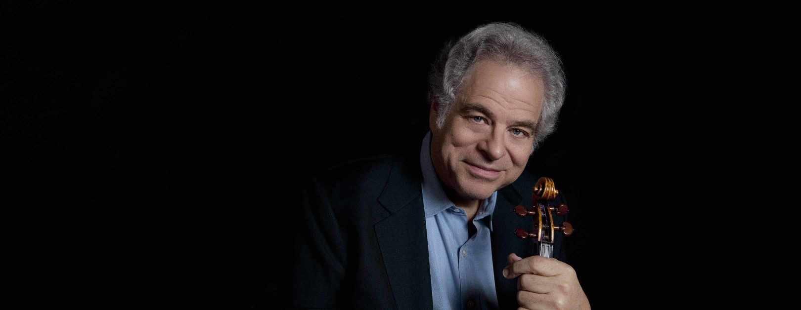 CANCELLED: Fall Gala with Itzhak Perlman