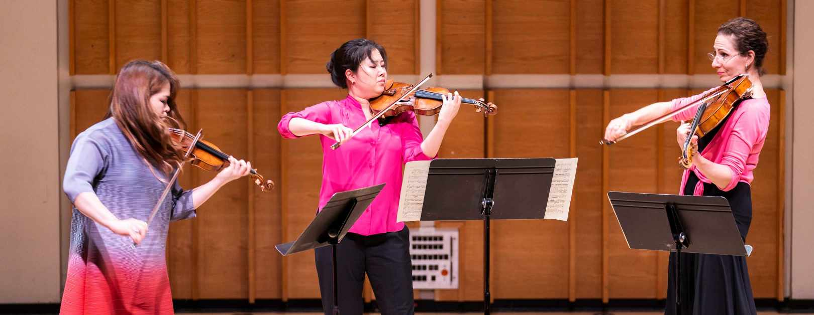 Philharmonic Ensembles at Merkin Hall