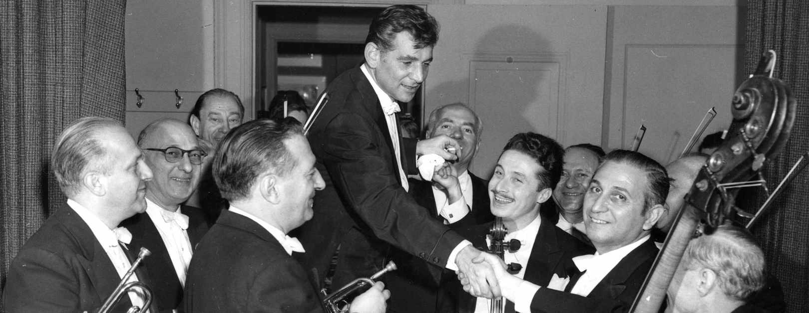 """Insights at the Atrium: """"Inside the Orchestra: Working with Bernstein"""""""