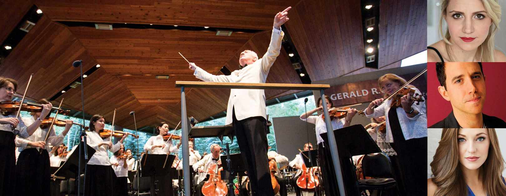 Bravo! Vail: Bernstein on Broadway