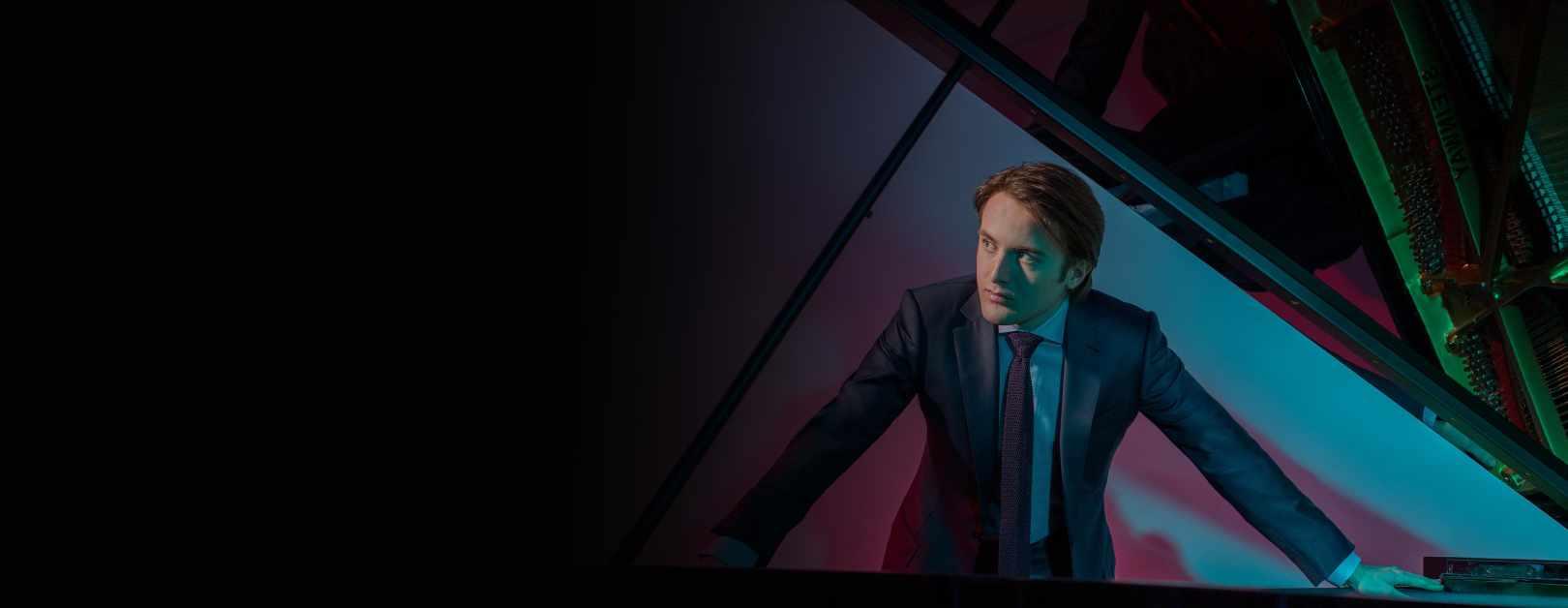 Trifonov Performs Mozart
