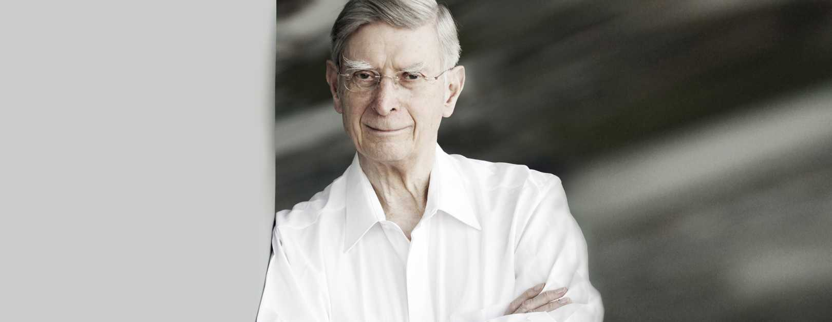 "Insights at the Atrium: ""A Conversation with Herbert Blomstedt"""