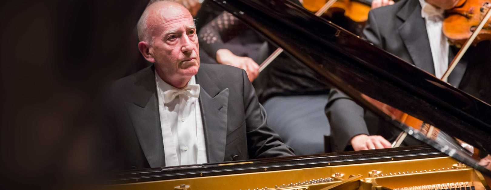 Maurizio Pollini with the New York Philharmonic