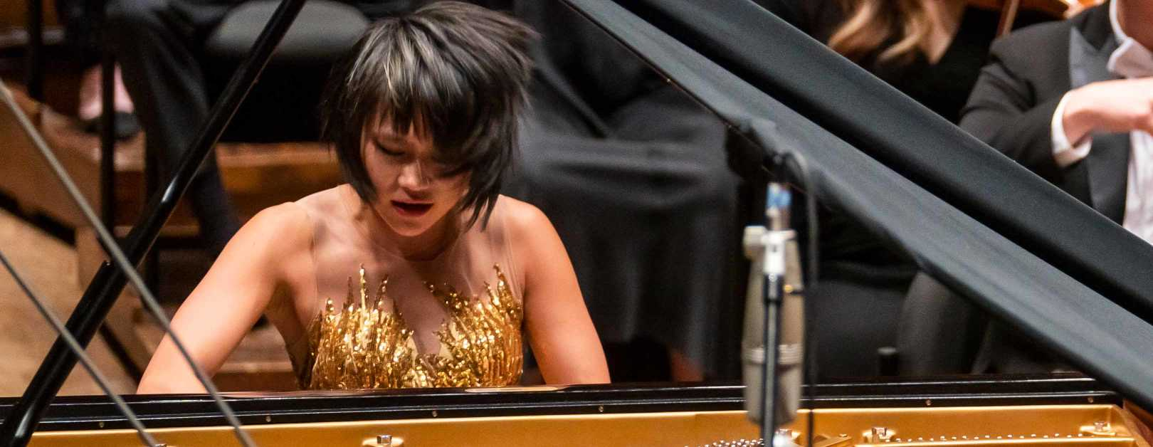 Yuja Wang and the New York Philharmonic
