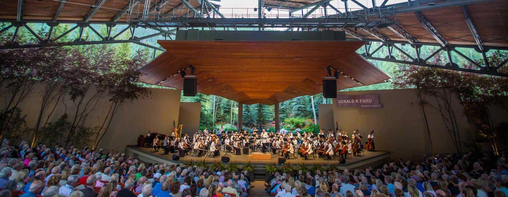 Bravo! Vail: Slatkin Conducts Rachmaninoff and Tchaikovsky