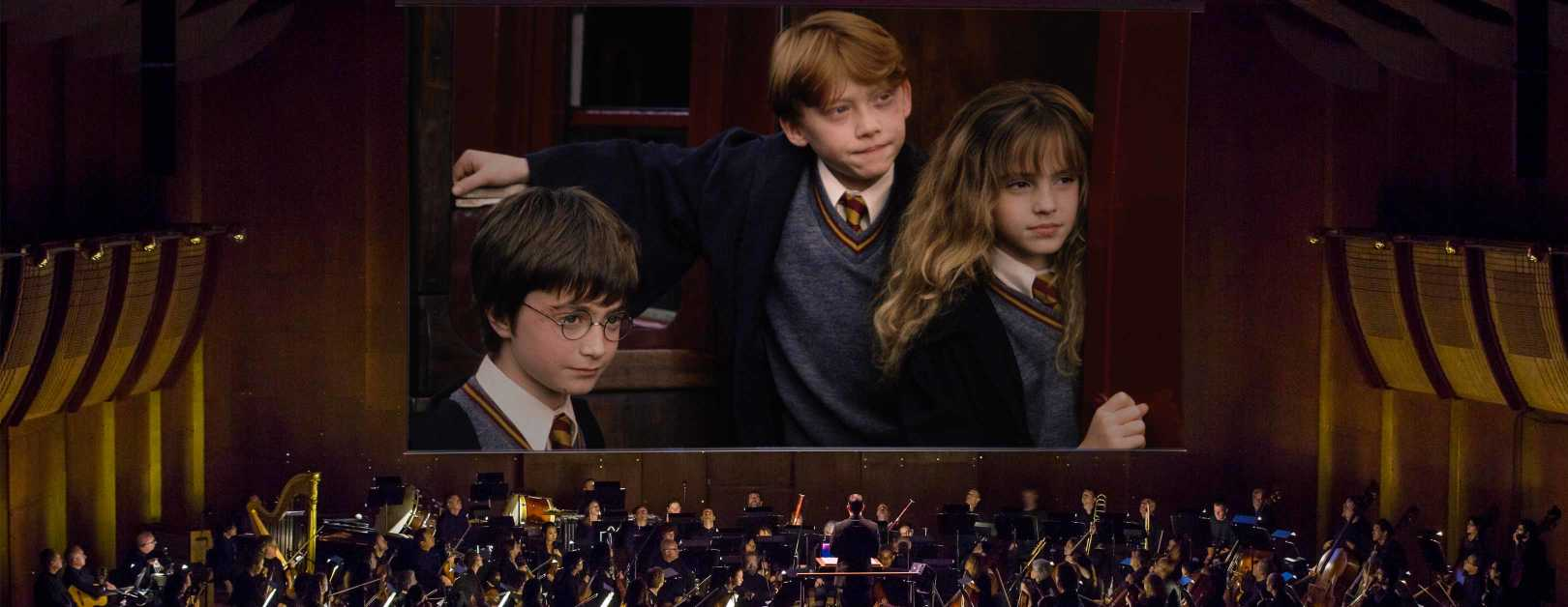 Turning Stone Concerts December 2020 Calendar Harry Potter and the Sorcerer's Stone™ in Concert