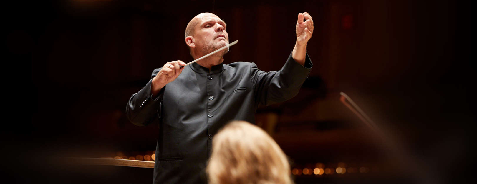Jaap van Zweden Conducts Symphonie fantastique