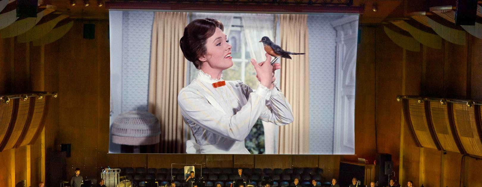 CANCELLED: Mary Poppins in Concert
