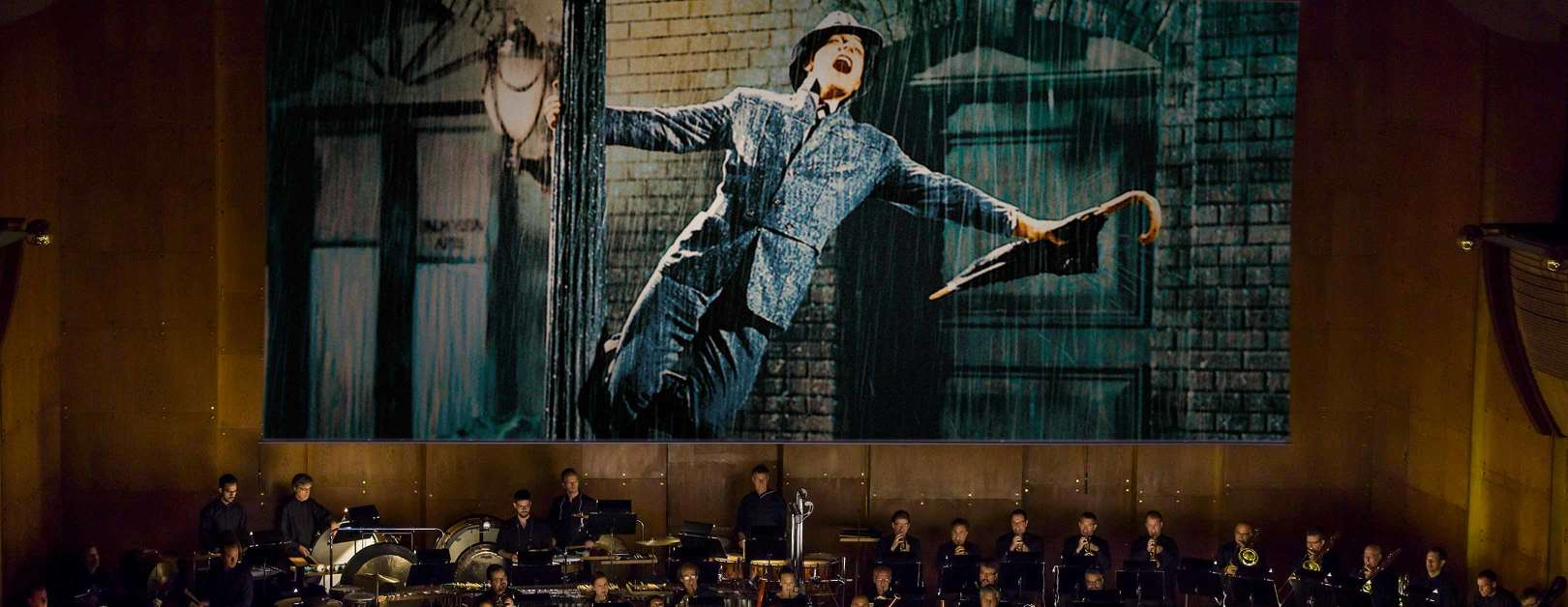CANCELLED: Spring Gala: Singin' in the Rain in Concert