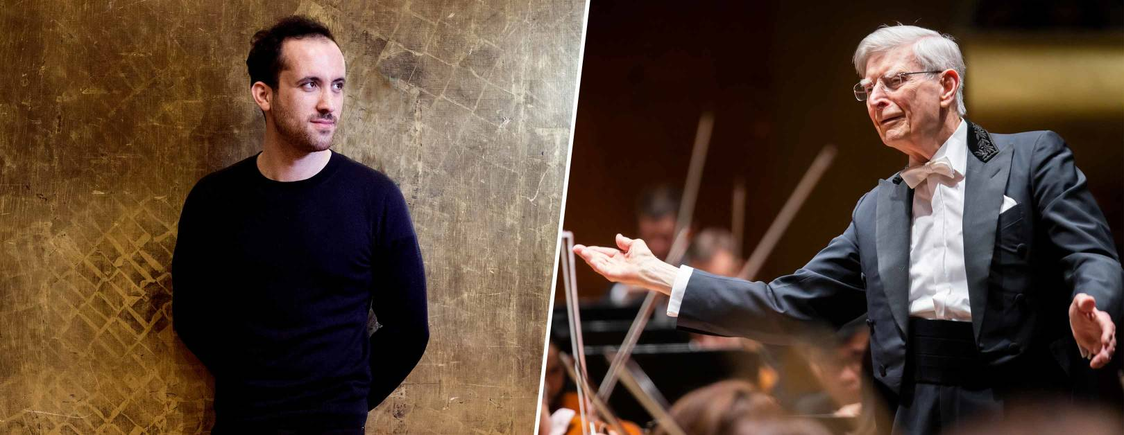 Blomstedt Conducts Schumann