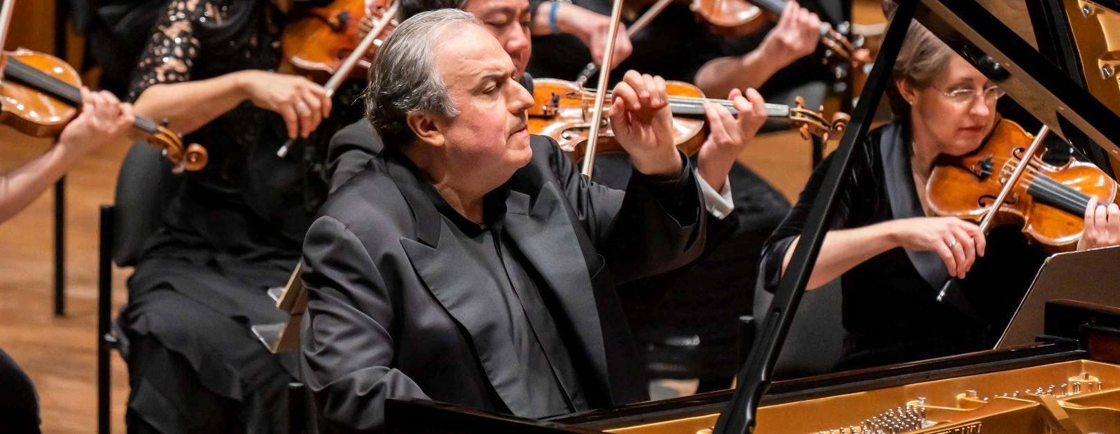 CANCELLED: Bronfman, Beethoven, and Bruckner