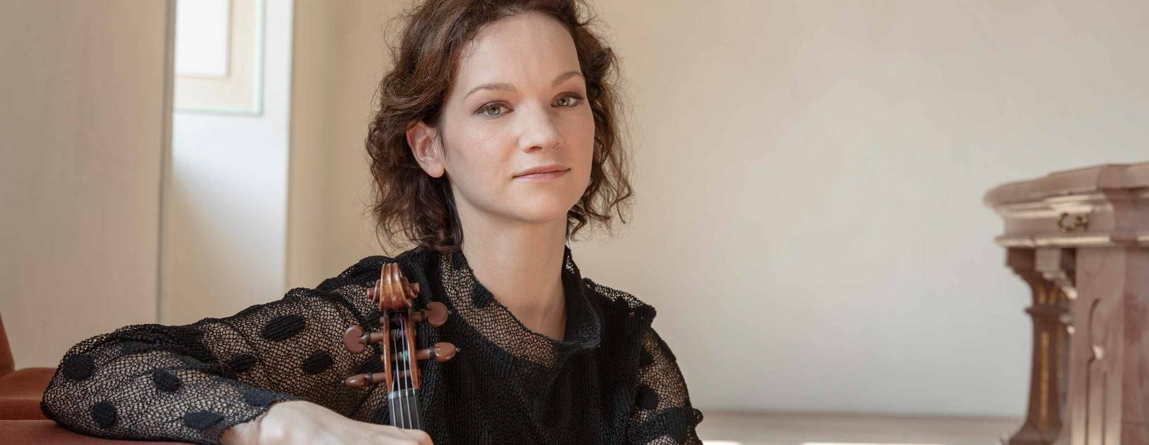 Hilary Hahn and Beethoven's Pastoral Symphony