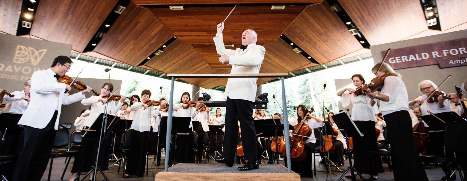 CANCELLED: Bravo! Vail: Tovey Conducts Bernstein and Sondheim