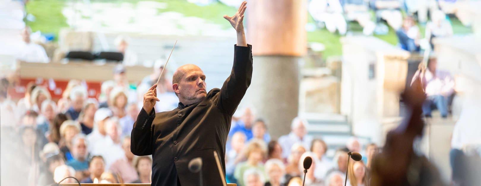 CANCELLED: Bravo! Vail: Jaap van Zweden Conducts Mahler's Symphony No. 1