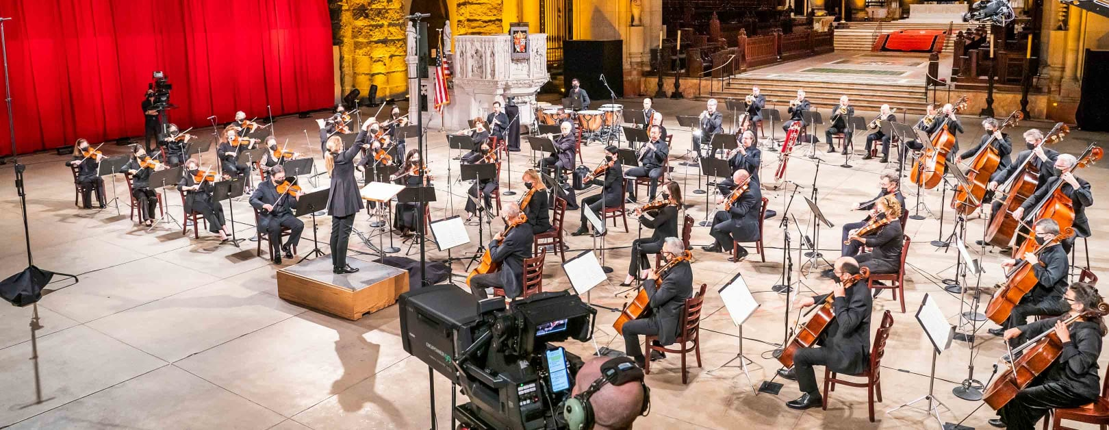 NY Phil at The Cathedral: Annual Memorial Day Concert