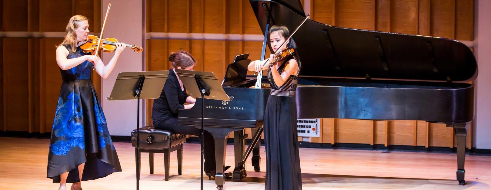 CANCELLED:Philharmonic Ensembles at Merkin Hall