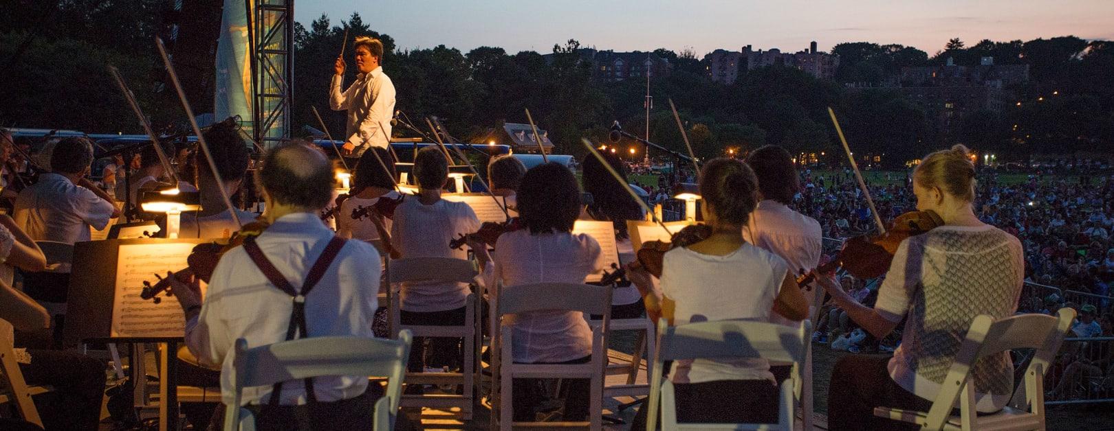 Concerts in the Parks – Van Cortlandt Park