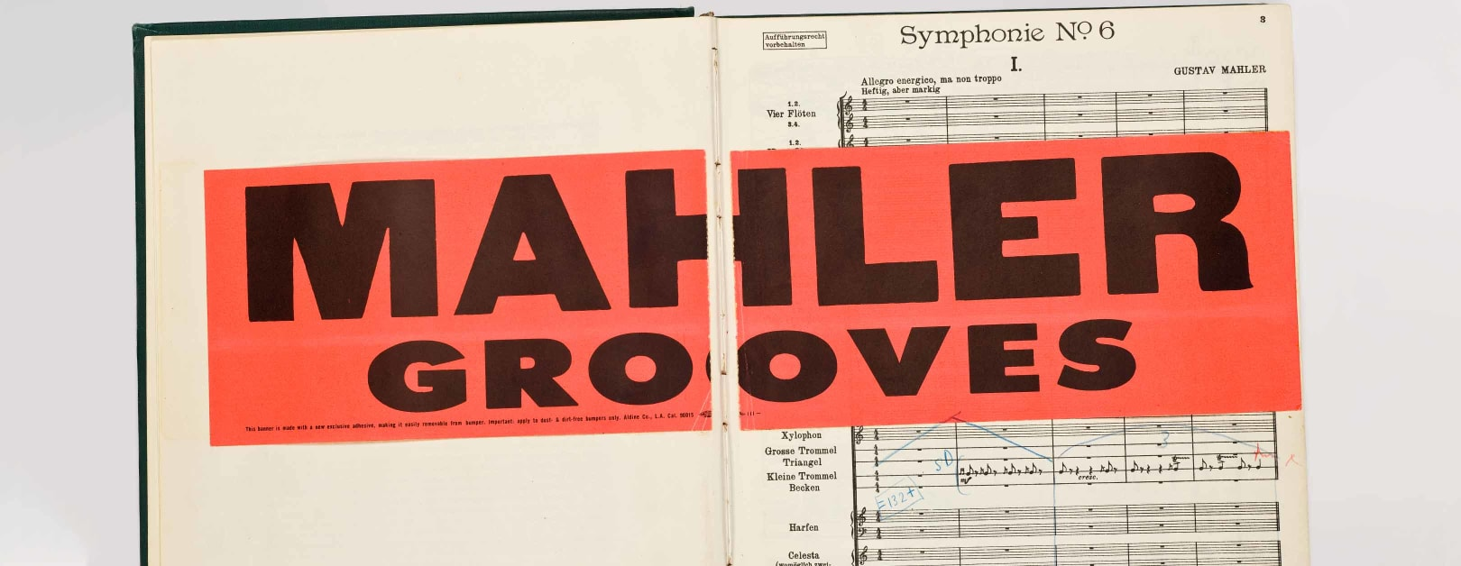CANCELLED: Mahler Grooves