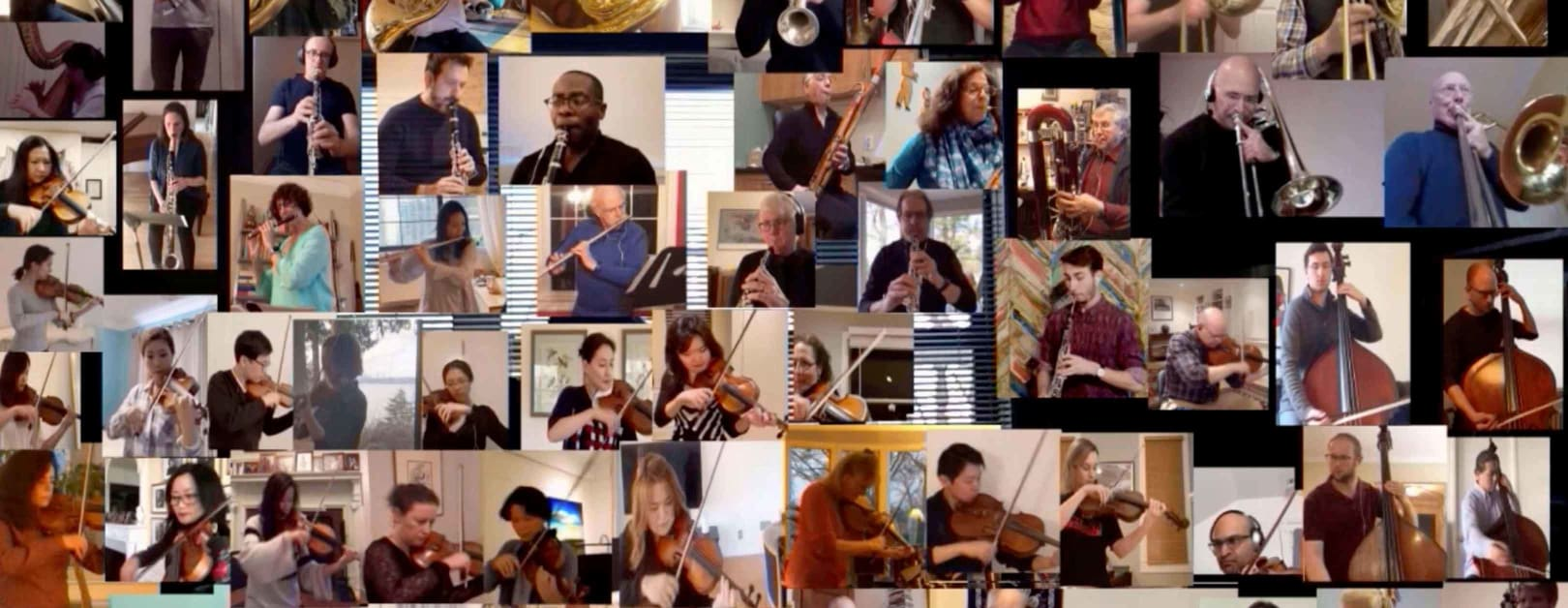 New York Philharmonic Musicians Thank Healthcare Workers