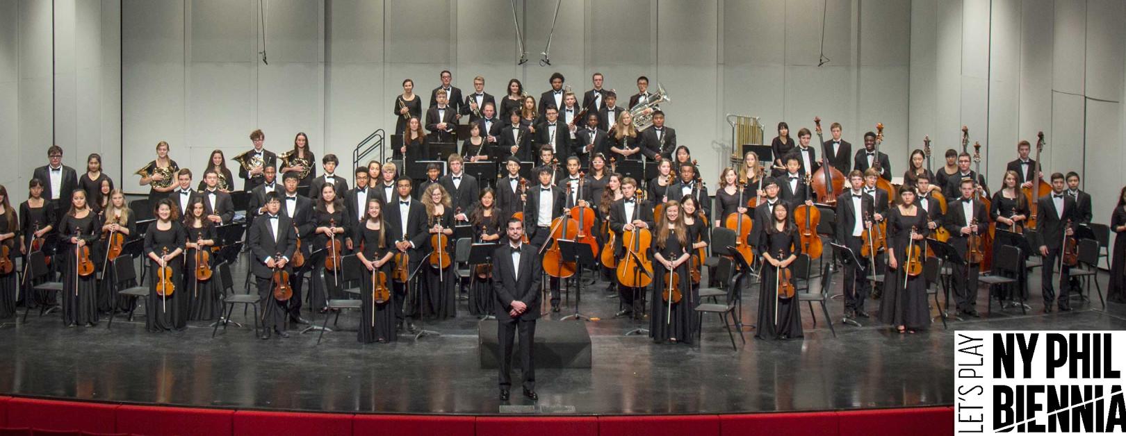 Interlochen Arts Academy Orchestra: Young Americans