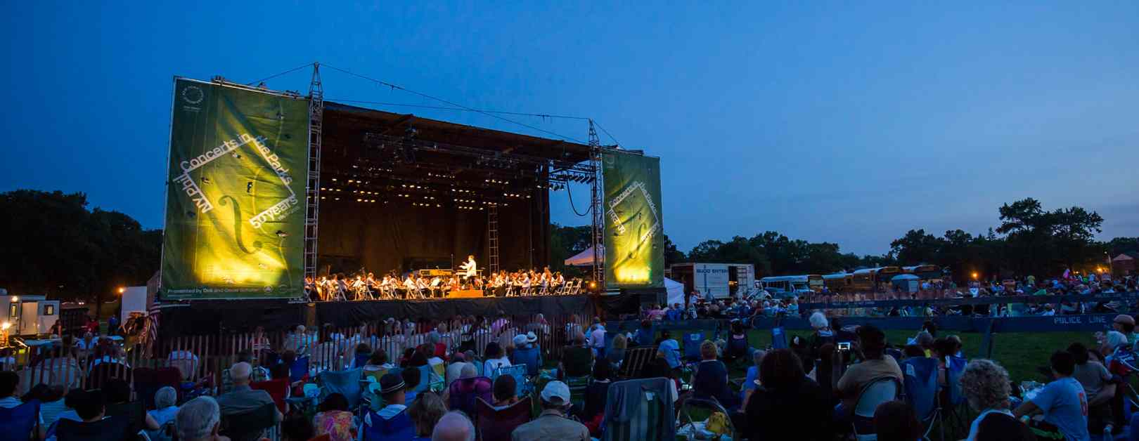 Concerts in the Parks – Cunningham Park