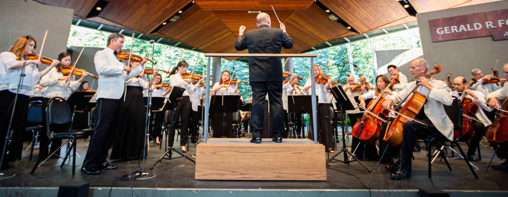 CANCELLED: Bravo! Vail: Jaap van Zweden Conducts Mahler's Resurrection Symphony