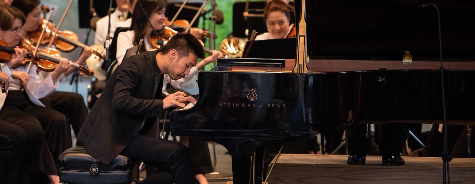 Bravo! Vail: Jaap van Zweden Conducts Beethoven and Reich