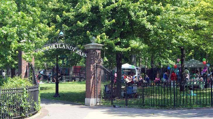New York Philharmonic Concerts in the Parks - Van Cortlandt Park ...