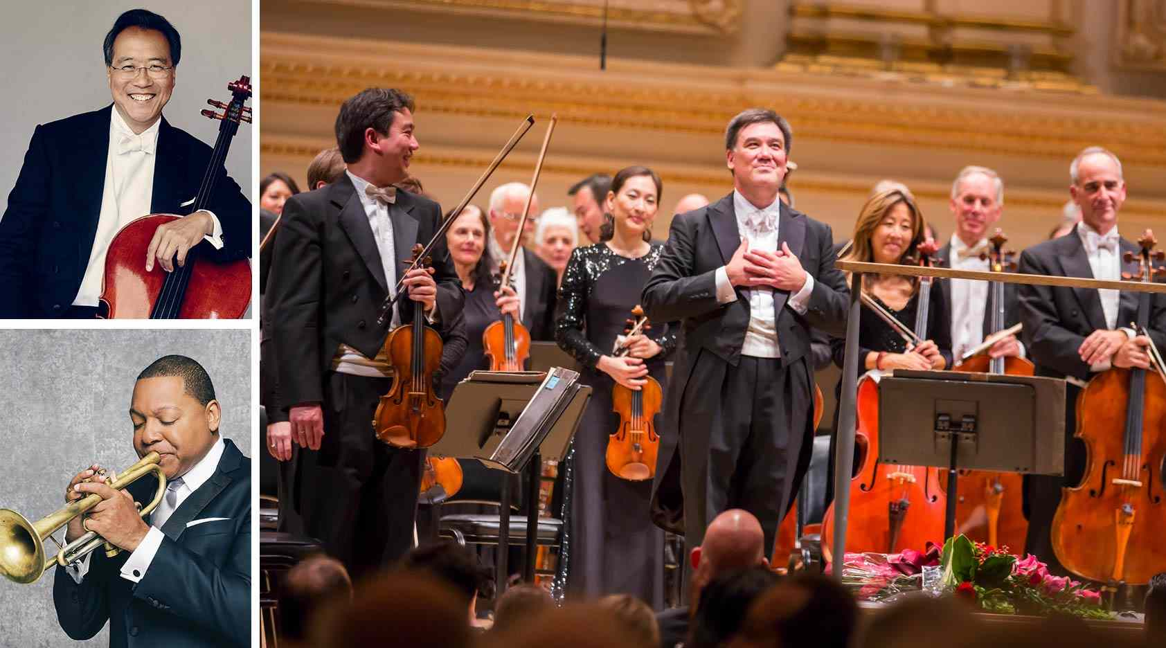 <em>Alan Gilbert Season Finale: A Concert for Unity</em>