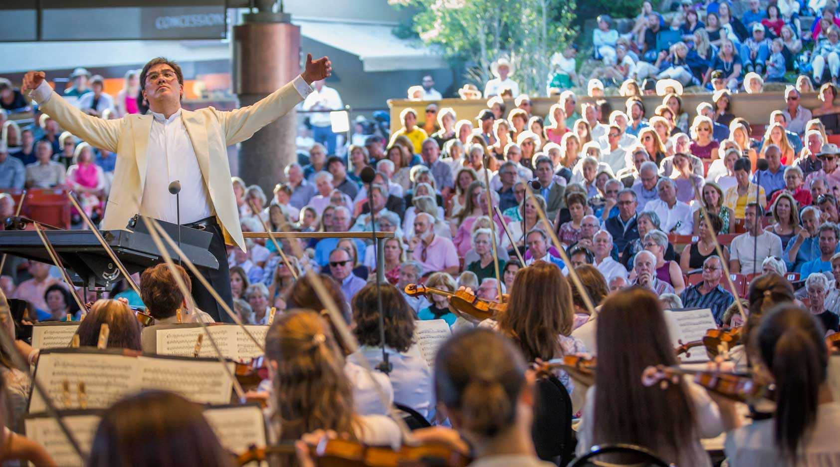 Bravo! Vail: Trifonov Performs Chopin