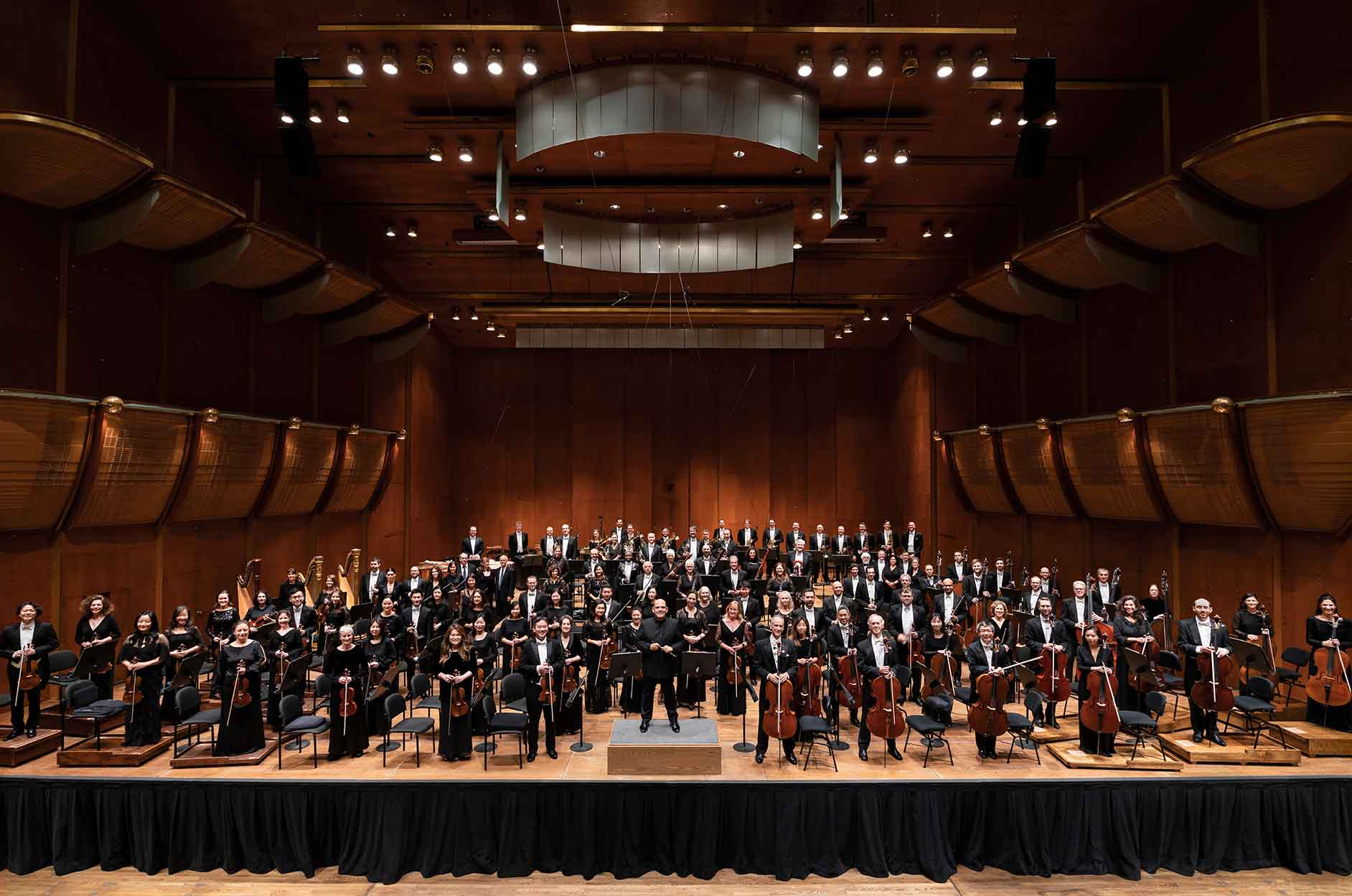 New York Philharmonic 2018