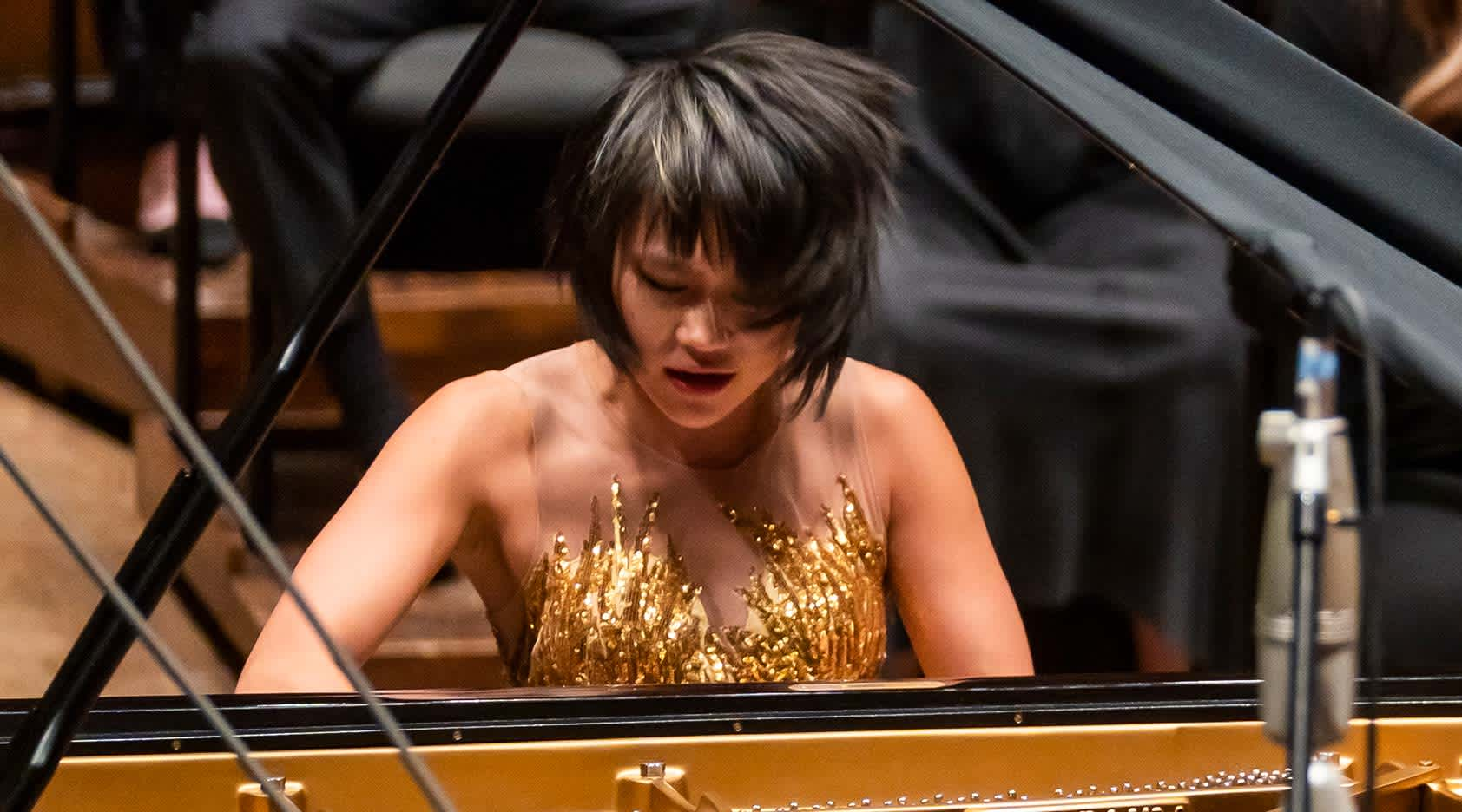 Yuja Wang and the New York Philharmonic