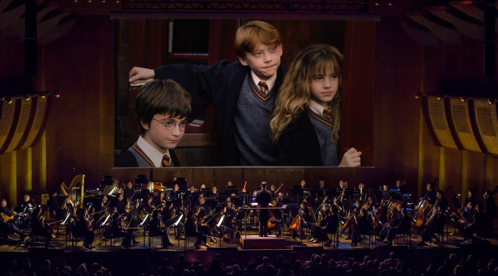 <em>Harry Potter and the Sorcerer's Stone</em>™ in Concert