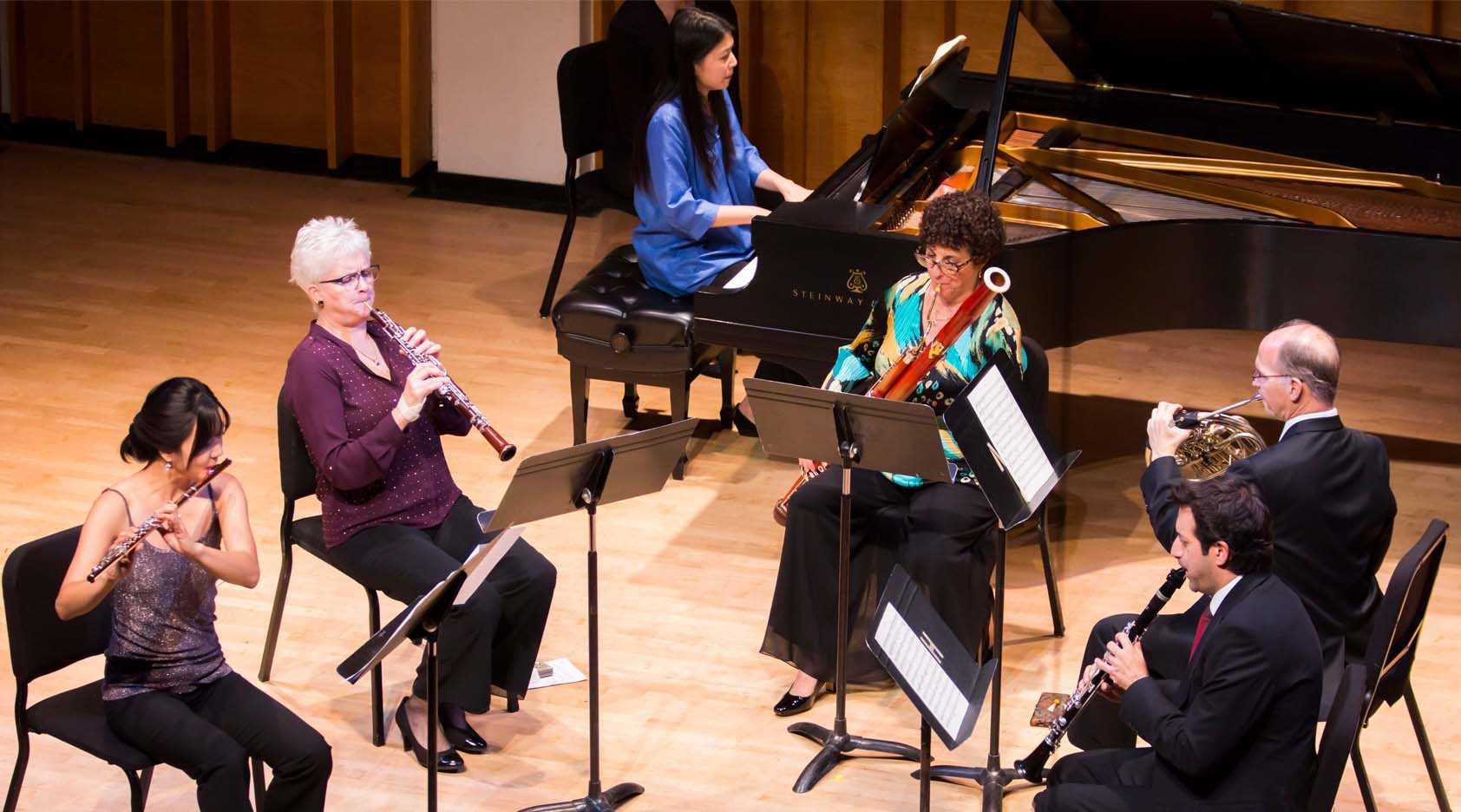 Philharmonic Ensembles at Queens College