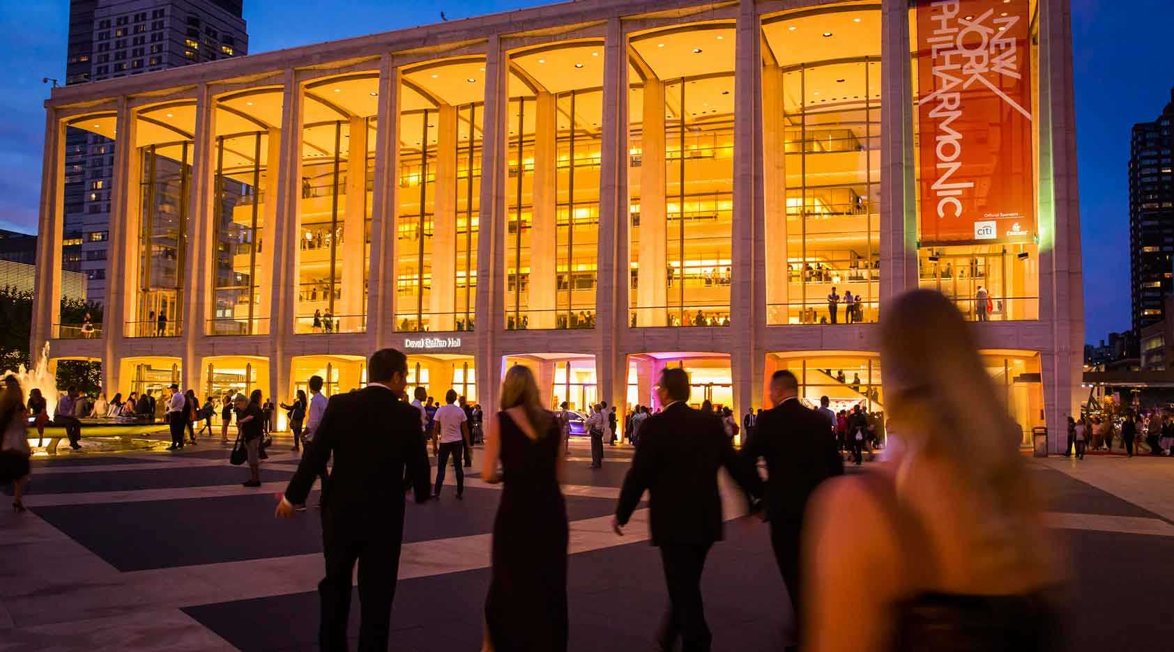 Plan Your Visit to David Geffen Hall