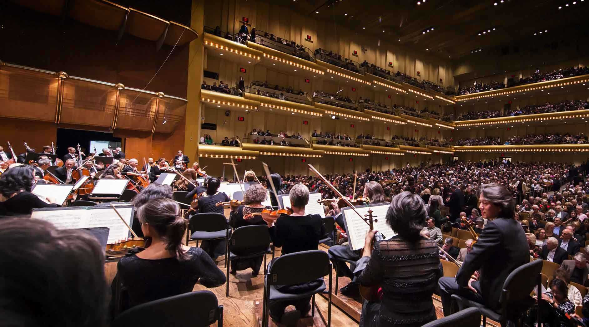 Sign-up for New York Philharmonic newsletters