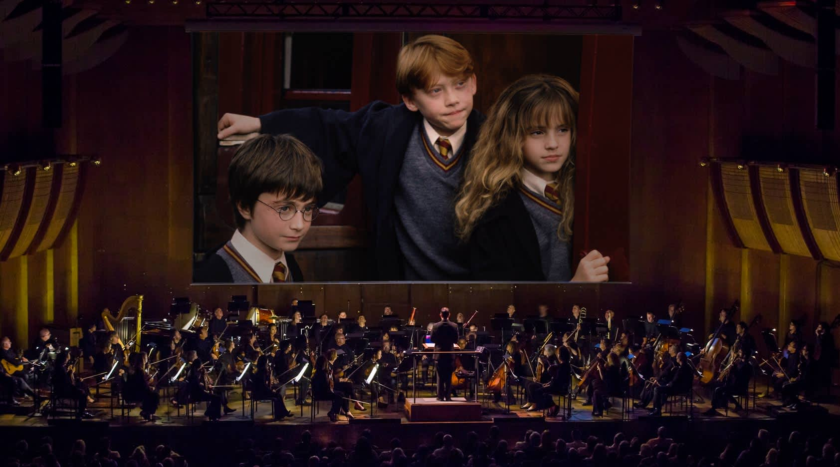 <em>Harry Potter and the Sorcerer's Stone</em>&trade; in Concert
