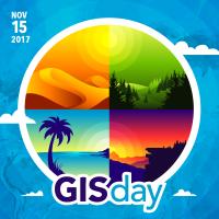 GIS Day 2017: Wed Nov 15