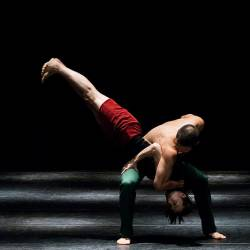 Judo and Balance & Imbalance - Bereishit Dance Company