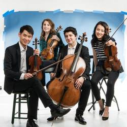 The Omer Quartet in Concert