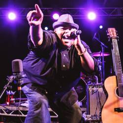 Toshi Reagon Post-Election Show - Sacred Transmission