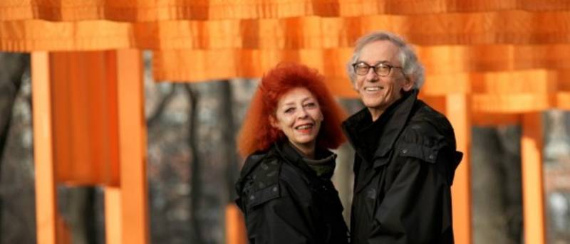Now Accepting Applications: Christo and Jeanne-Claude Award 2021.